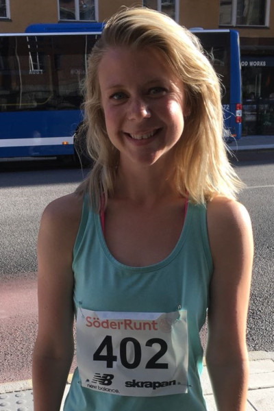 Hanna Kjellman - GDPR-ninja, runners high-addict, marathon survivor