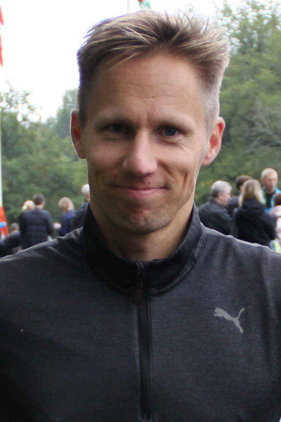 Martin Öhman - Creator of RUN:TRACK:RUN and 2:21-marathoner